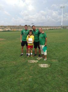 Спортивный лагерь Планета Спорта в Евпатории 46