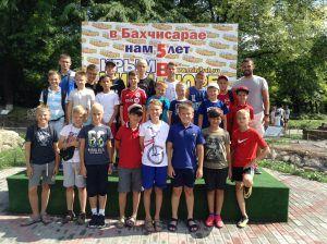 Спортивный лагерь Планета Спорта в Евпатории 6