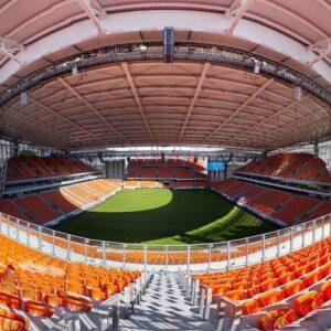 фото Екатеринбург арена в лагере планета спорта