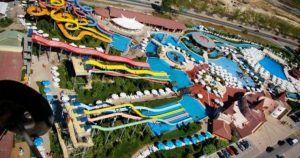 фото аквапарк болгария
