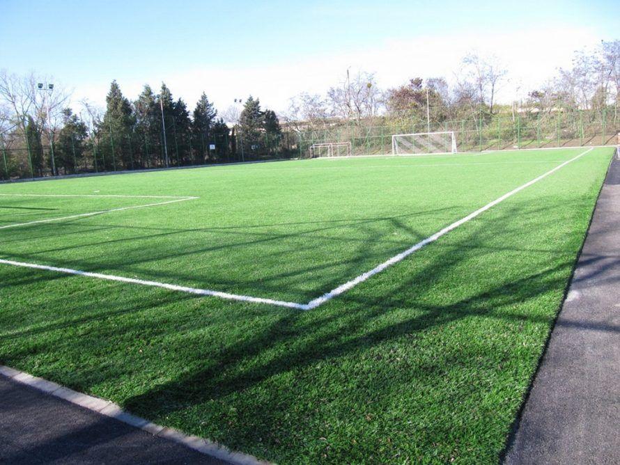 фото поле футбольное лагерь в болгарии