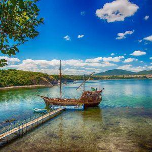 фото пиратский корабль экскурсия